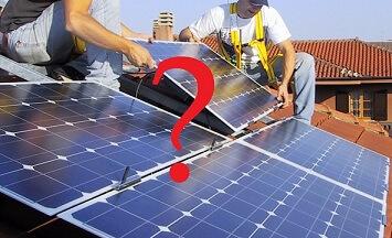 Fotovoltaico... Immobile? - Alessandro Ziccardi
