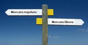 Le liberalizzazioni