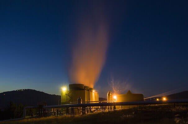 Impianto Geotermico Toscana
