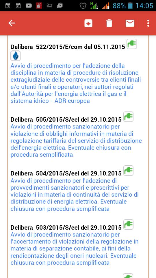 Mail AEEGSI