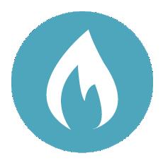 Gas simbolo